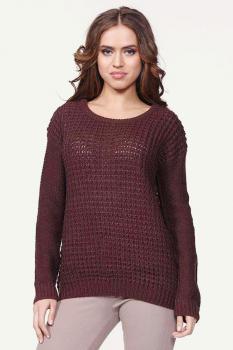 Пуловер от едра плетка Blend She