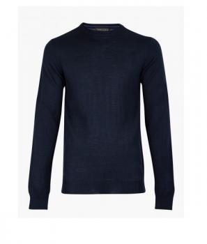 Мъжки пуловер с вълна Casual Friday