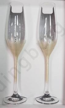 Ритуални чаши в цвят екрю, модел SCH033