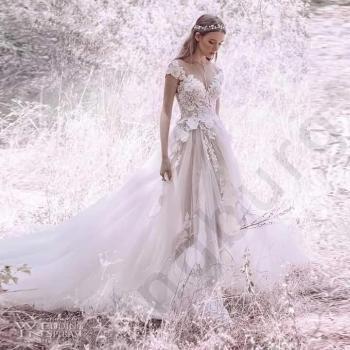 Сватбената рокля, модел SAB 109