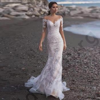Сватбената рокля, модел SAB 110
