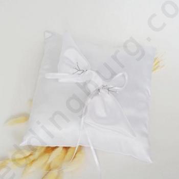 Сватбена възглавничка за<br/>халки BX008