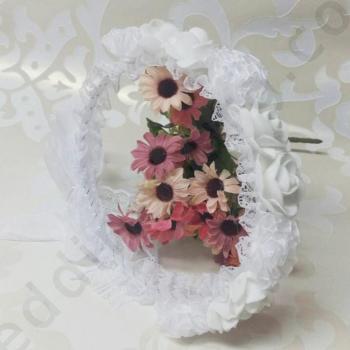 Сватбена диадема, модел D030