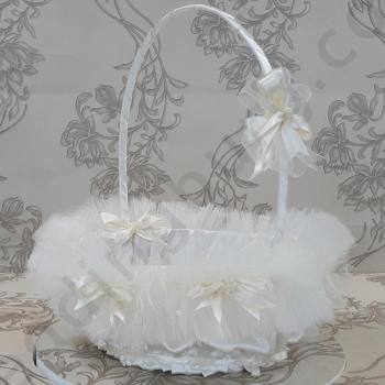 Сватбена кошничка за късмети, модел KH026