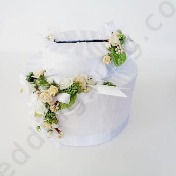 Сватбена кутия ТОРТА KK006