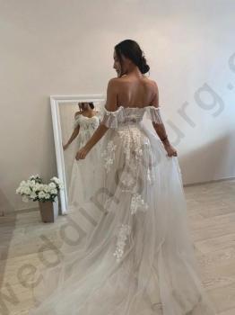 Сватбена рокля, модел SAB 108