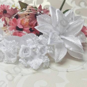 Сватбено цвете за булката, модел D028