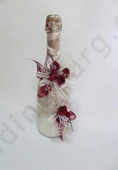 Сватбено шампанско SH038