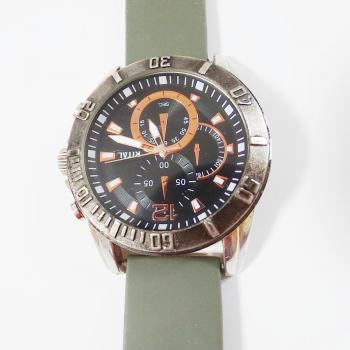 Спортен часовник с гумена каишка Rital