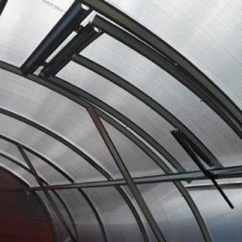 Таванен прозорец за оранжерия, Sorbe.bg Ръчно отваряне