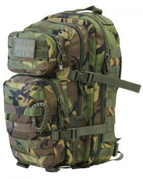 Тактическа раница - Спец операции, 28 литра, DPM, Комбат - Великобритания