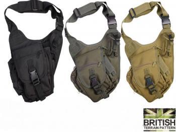 Тактическа чанта за през рамо, Комбат - Великобритания