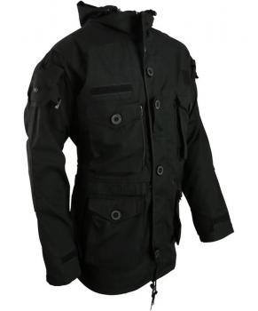 Тактическа шуба стил SAS - Черен , Комбат - Великобритания