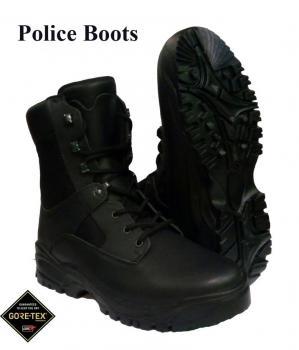 Тактически кубинки Police Boots, Gore-tex, Армейски - Франция