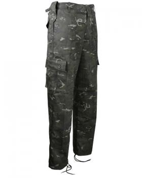 Тактически панталон - Kombat BTP Black, Комбат - Великобритания