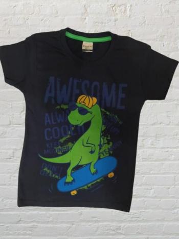 Тениска за момче 8,9,10,11,12 г