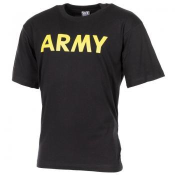 Фланелка ARMY - Черна, MFH - Германия