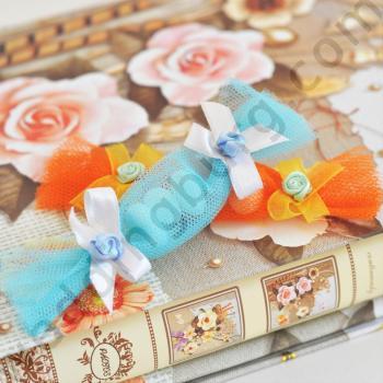 Цветни бонбониерки