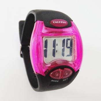 Часовник със силиконова каишка Calypso