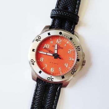 Часовник с минерално стъкло Chronostar
