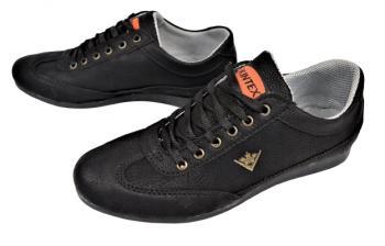 Юношески обувки в черно 13