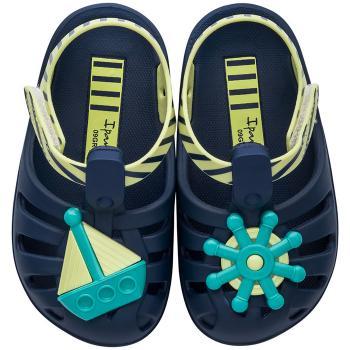 Детски крокс Ipanema 82858/20688 blue/yellow