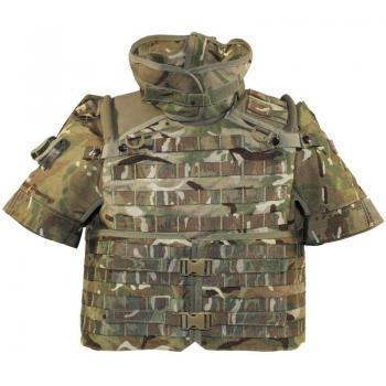 Osprey жилетка, армейска Великобритания, пълен комплект, Армейски - Великобритания
