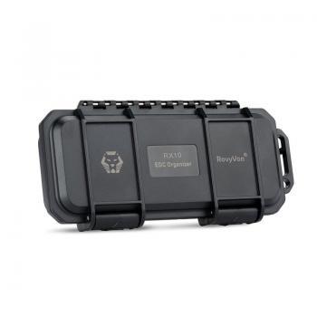 RovyVon RX10 EDC черен органaйзер RX10 EDC Organizer Box