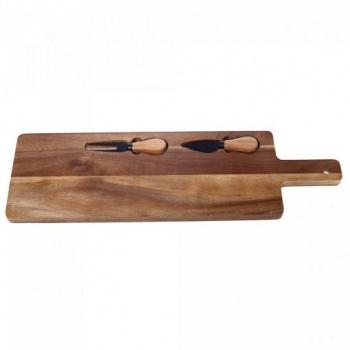 Soul kitchen &8211 комплект ножове за сирена 3 части