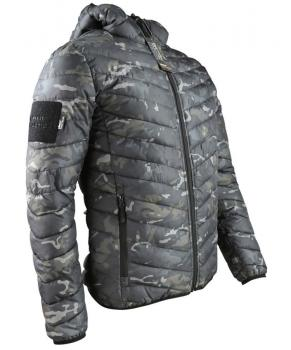 Xenon Jacket - BTP Black , Комбат - Великобритания